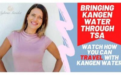 Kangen Water: Travelling Made Easy