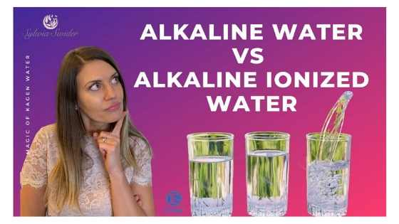 Is Bottled Alkaline Water A Waste?