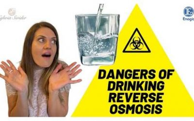 Dangers of Drinking Reverse Osmosis